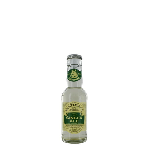 Fentimans Ginger Ale - Venus Wine & Ginger