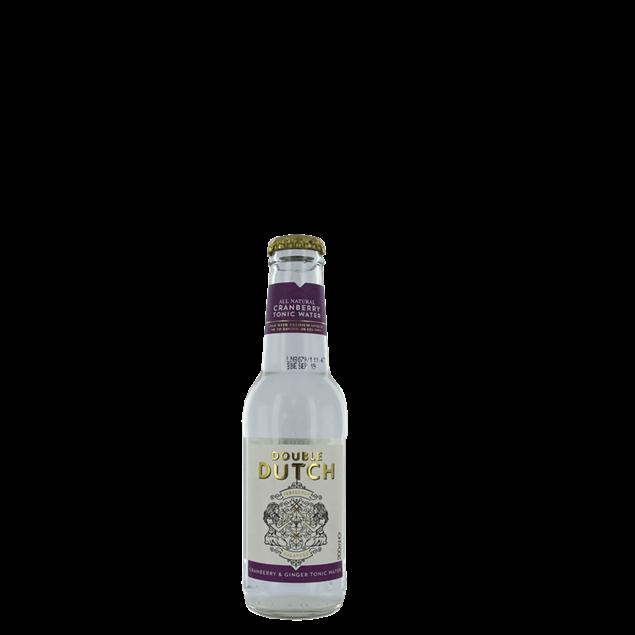 Double Dutch Cranberry Tonic Water - Venus Wine&Spirit