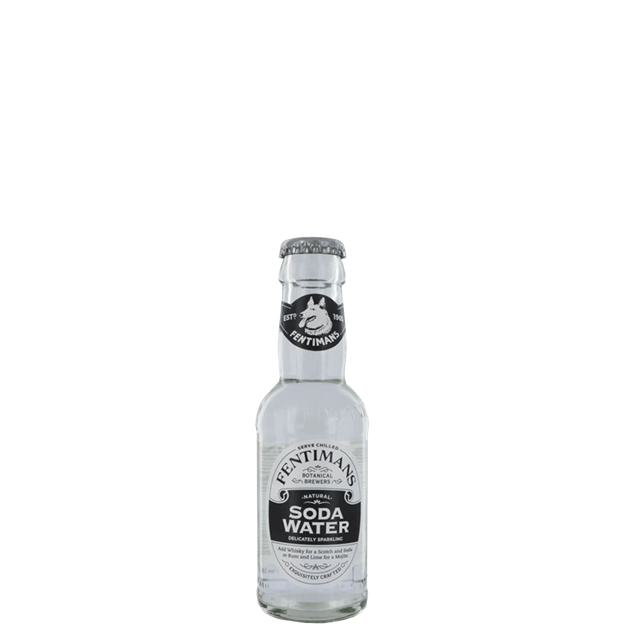 Fentimans Soda Water - Venus Wine & Spirit