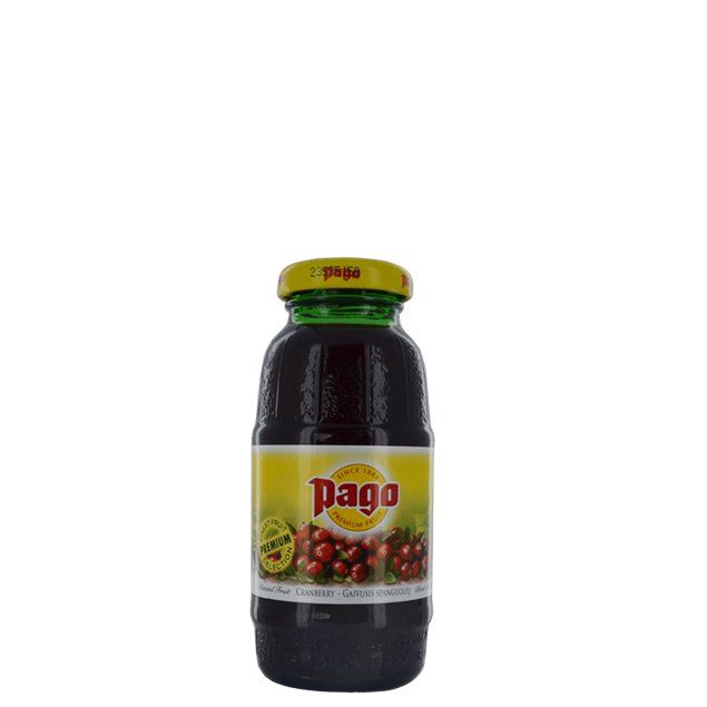 Pago Cranberry Juice - Venus Wine & Spirit