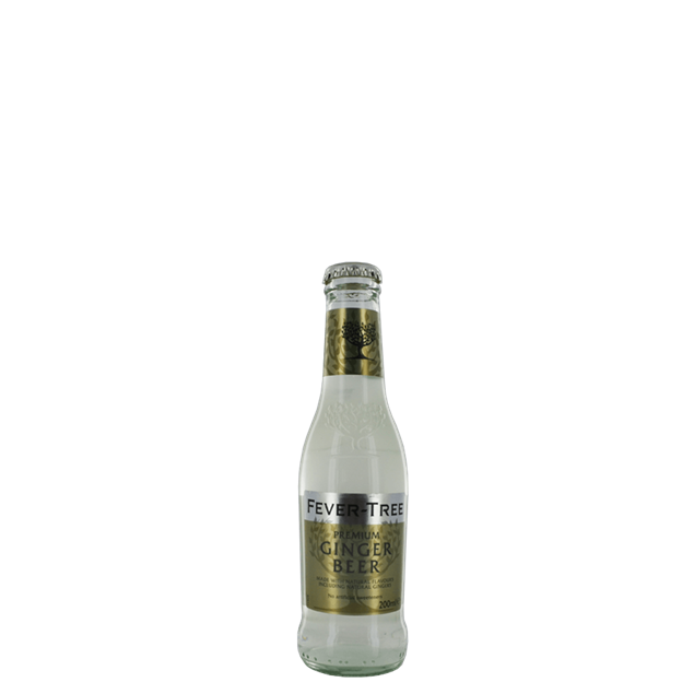 Fever Tree Ginger Beer - Venus Wine & Spirit