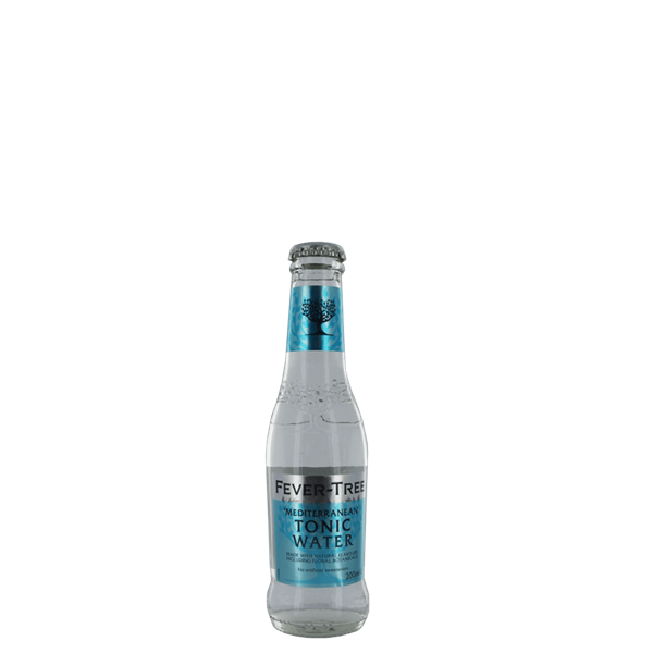 Fever Tree Mediterranean Tonic Water - Venus Wine & Spirit