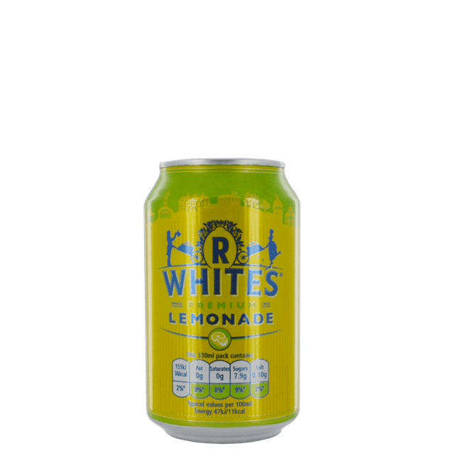 R Whites Lemonade - Venus Wine & Spirit