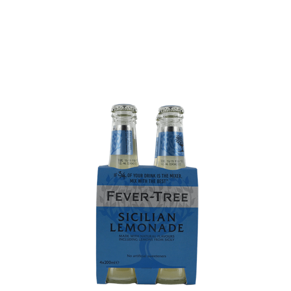 Fever Tree Sicilian Lemonade - Venus Wine & Spirit