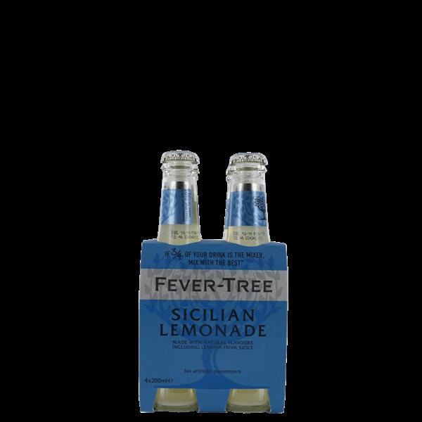 Fever Tree Sicilian Lemonade - Venus Wine & Spirit