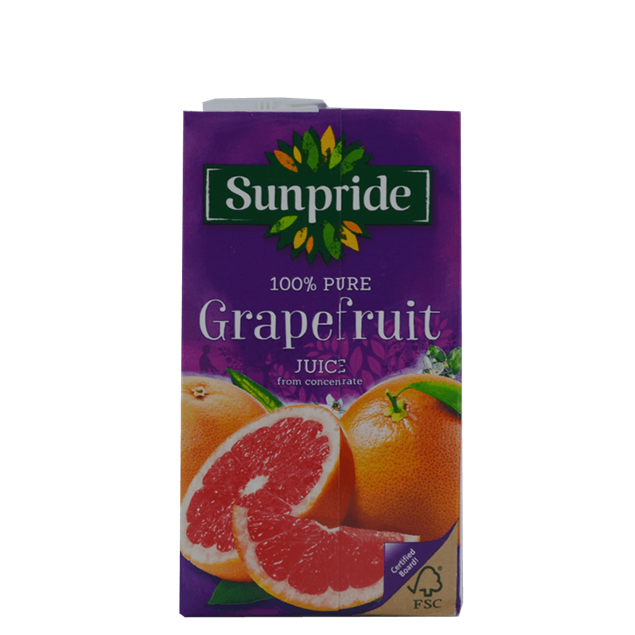 Sunpride Grapefruit - Venus Wine & Spirit