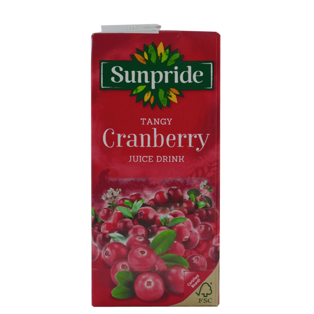 Sunpride Cranberry - Venus Wine & Spirit
