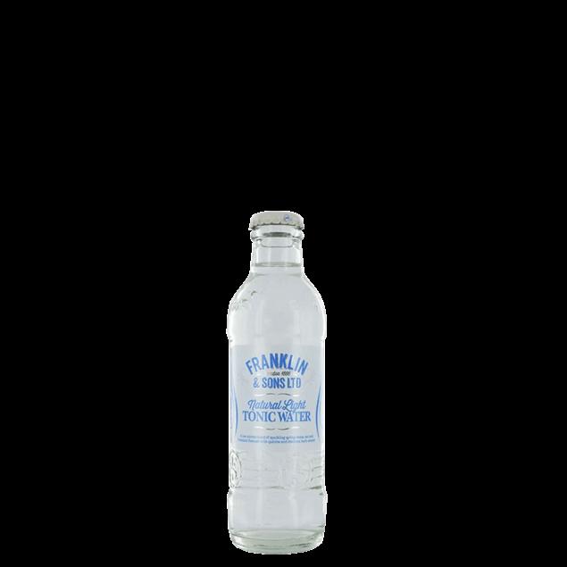 Franklin Light Tonic Water - Venus Wine & Spirit
