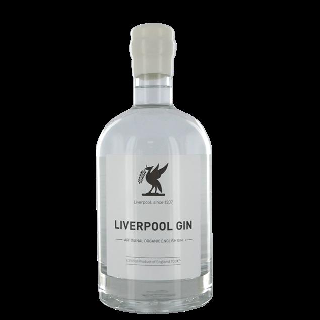 Liverpool Gin - Venus Wine & Spirit