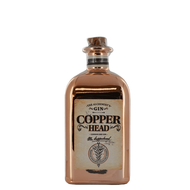 Copperhead Classic Gin - Venus Wine & Spirit