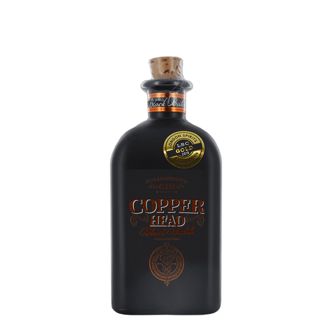 Copperhead Black Batch Gin - Venus Wine & Spirit