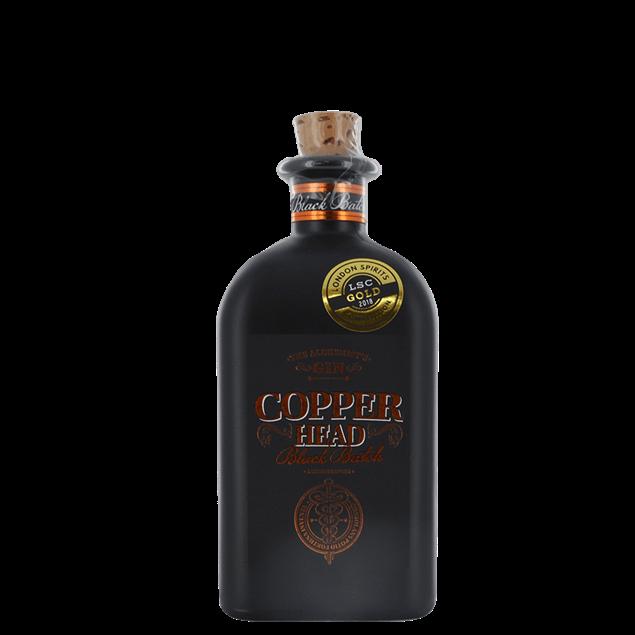 Copperhead Black Batch Gin - Venus Wine & Spirit