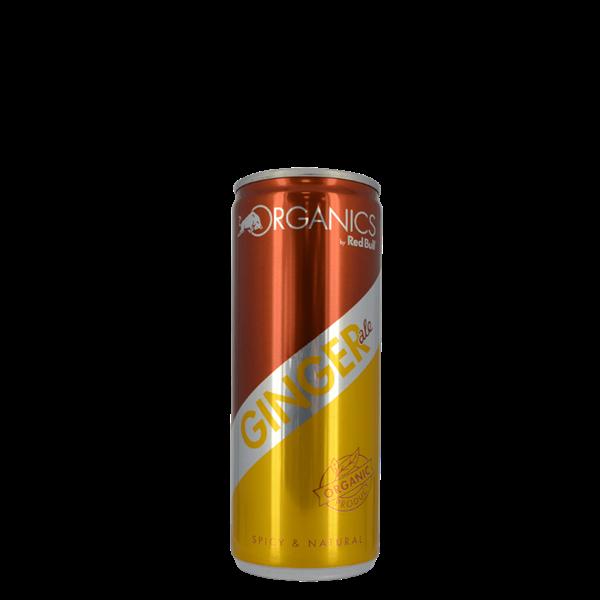 Red Bull Organics Ginger Ale - Venus Wine & Spirit