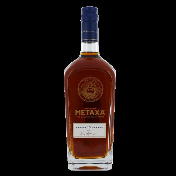 Metaxa 12yr Old - Venus Wine & Spirit