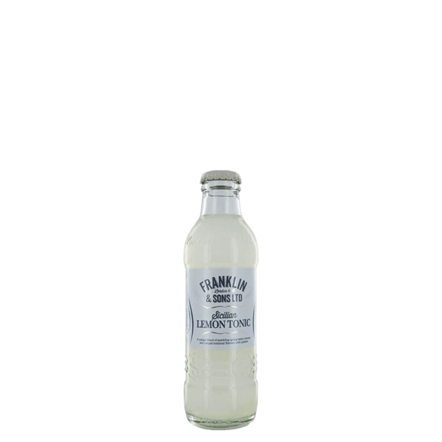 Franklin Sicilian Lemon Tonic - Venus Wine & Spirit
