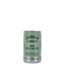 Franklin Soda Water Cans - Venus Wine & Spirit