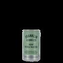 Franklin Soda Water Cans - Venus Wine & Spirit