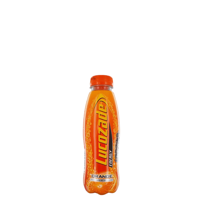 Lucozade Orange - Venus Wine&Spirit