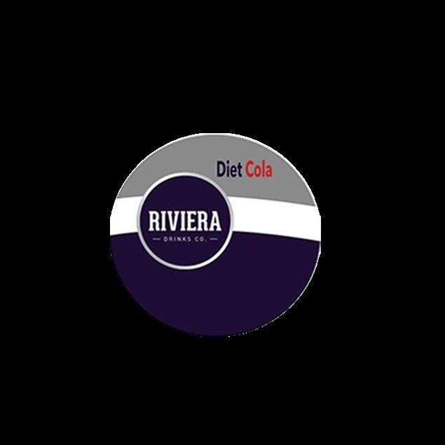Riviera Diet Cola Post Mix - Venus Wine & Spirit