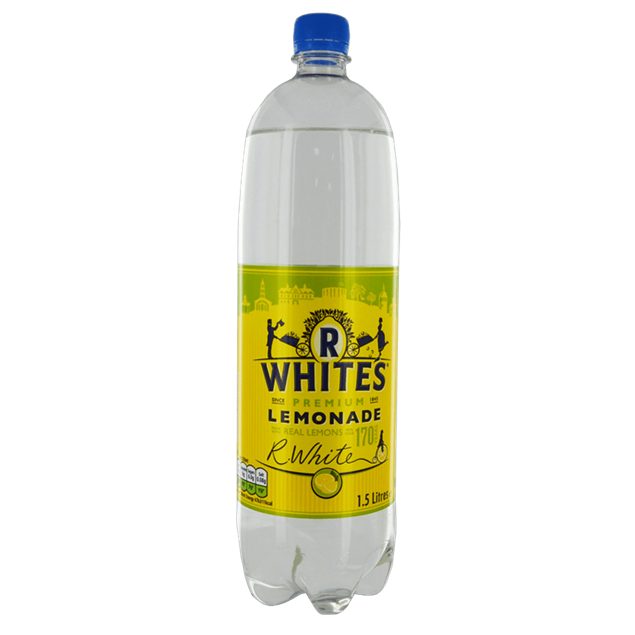 R Whites Lemonade 1.5 Lt - Venus Wine & Spirit