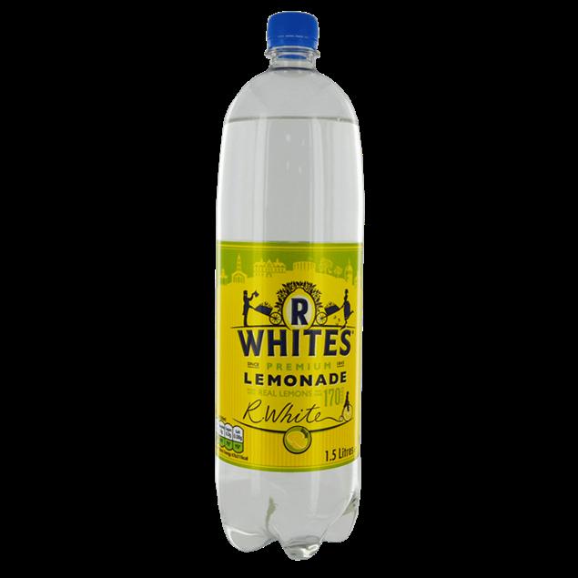 R Whites Lemonade 1.5 Lt - Venus Wine & Spirit