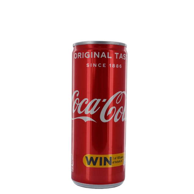 Coca Cola 250ml - Venus Wine & Spirit