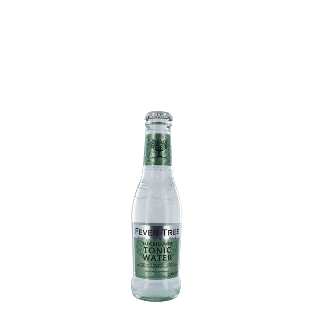 Fever Tree Elderflower Tonic Water - Venus Wine & Spirit