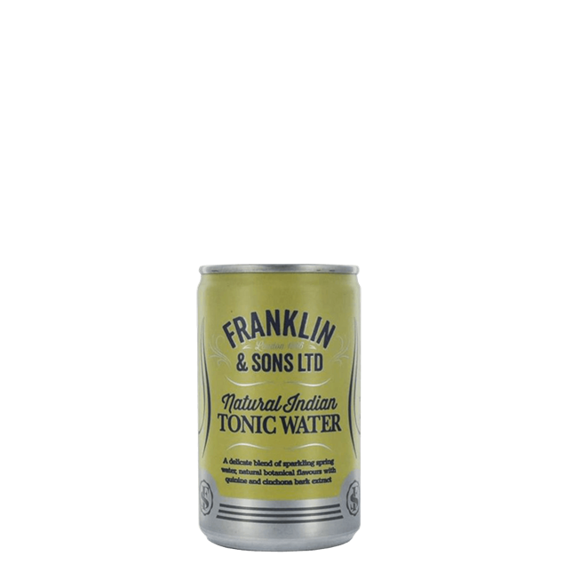 Franklin Indian Tonic Cans - Venus Wine & Spirit