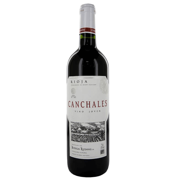 Canchalas Rioja Tempranillo - Venus Wine & Spirit