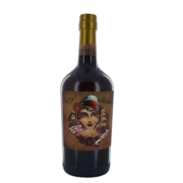 Gin Del Professore Madame - Venus Wine & Spirit