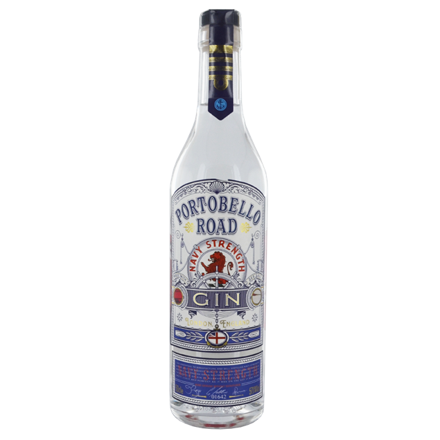 Portobello Road Navy Strength Gin - Venus Wine & Spirit