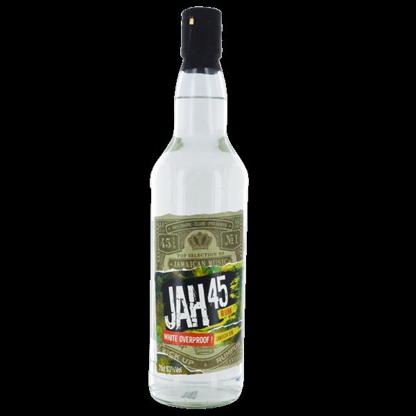 Jah 45 Overproof Rum - Venus Wine & Spirit