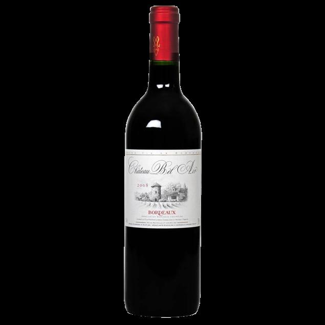 Bordeaux Château Bel Air - Venus Wine & Spirit