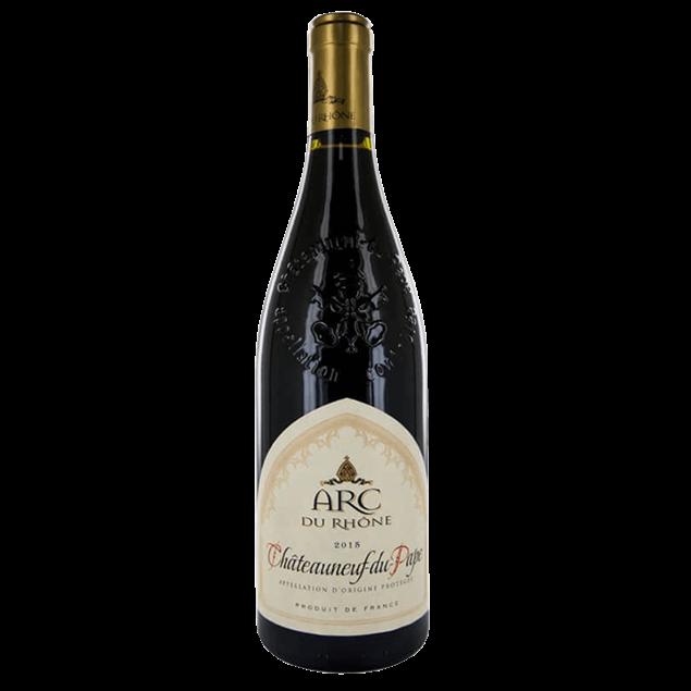 Châteauneuf Du Pape, Arc Du Rhone - Venus Wine & Spirit