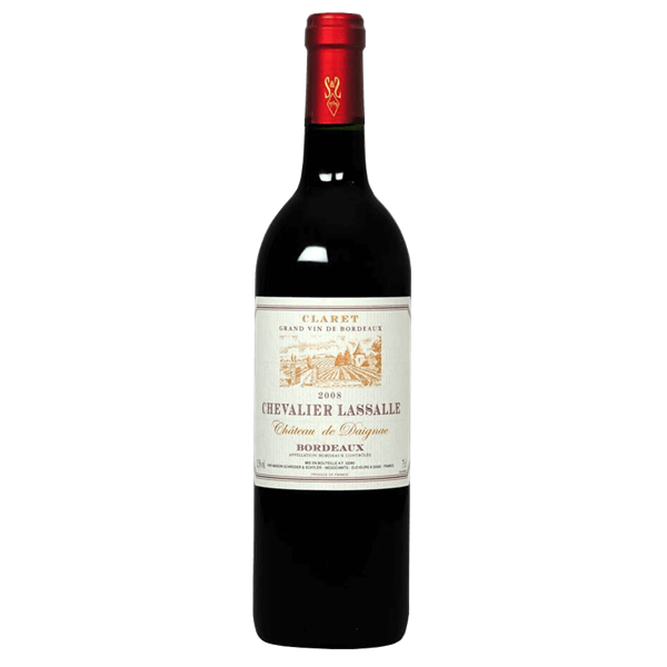 Claret Chevalier Lasalle Single Estate - Venus Wine & Spirit