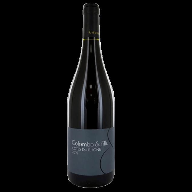 Colombo et Fille, Côtes du Rhône Rouge - Venus Wine & Spirit
