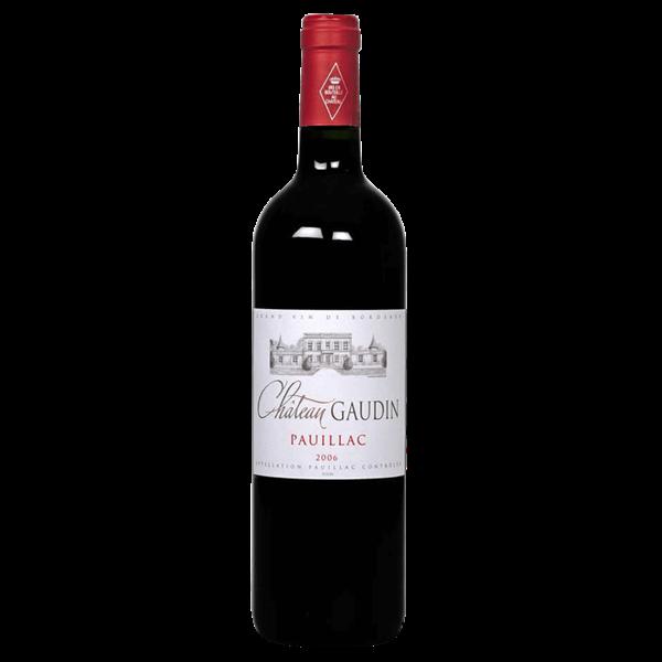Pauillac Château Gaudin - Venus Wine & Spirit