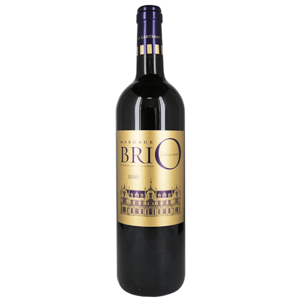 Margaux Brio de Cantenac Brown - Venus Wine & Spirit