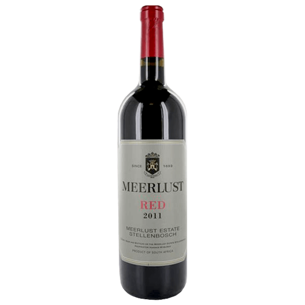 Meerlust Red - Venus Wine & Spirit