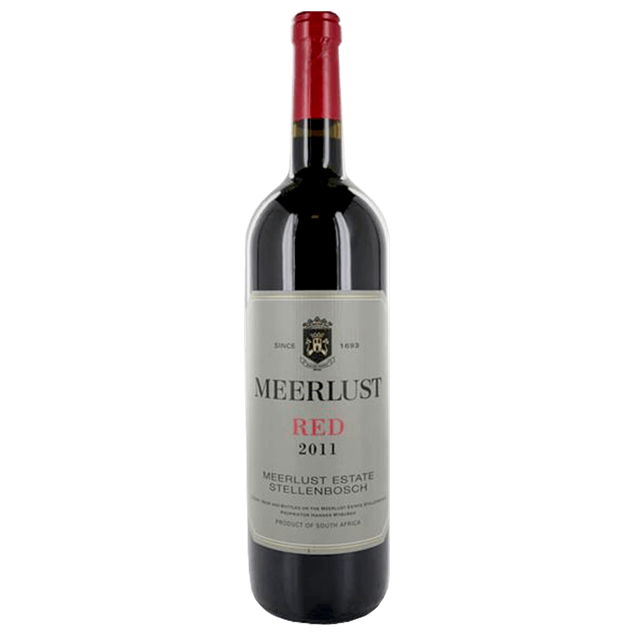 Meerlust Red - Venus Wine & Spirit