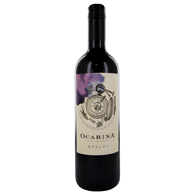 Ocarina Merlot - Venus Wine & Spirit