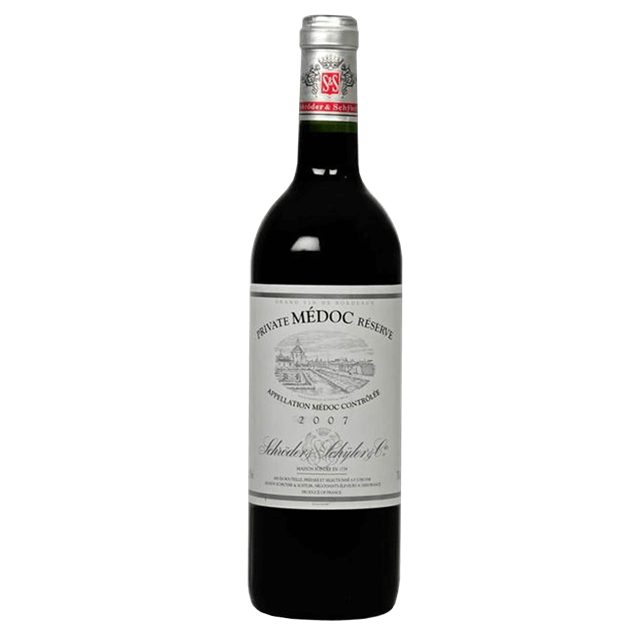 Médoc Private Reserve - Venus Wine & Spirit