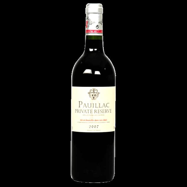 Pauillac Private Reserve - Venus Wine & Spirit