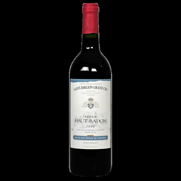 St-Émilion Grand Cru Château Haut-Badon - Venus Wine & Spirit