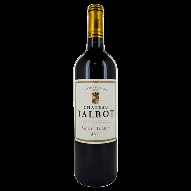 St -Julien Chateau Talbot - Venus Wine & Spirit