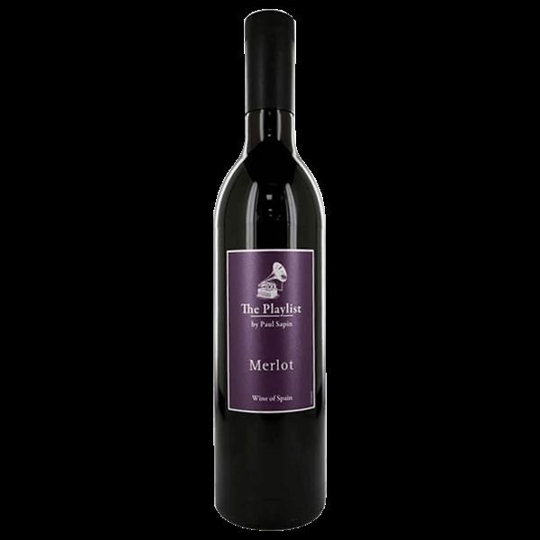 Playlist Merlot PET - Venus Wine & Spirit