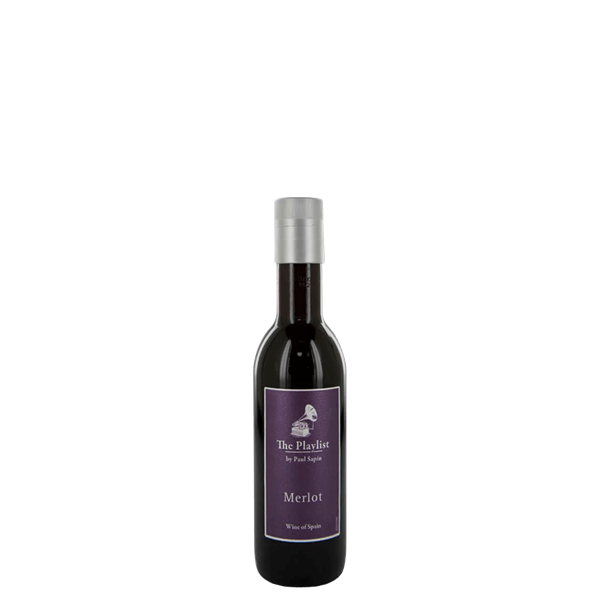 Playlist Merlot PET 187ml - Venus Wine & Spirit