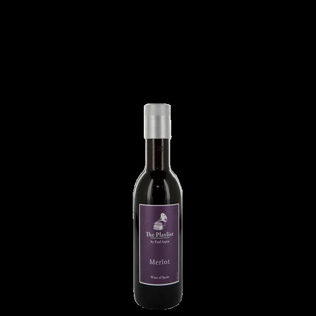 Playlist Merlot PET 187ml - Venus Wine & Spirit