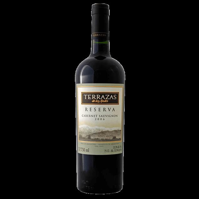 Terrazas Cabernet Sauvignon Reserve Selection - Venus Wine & Spirit
