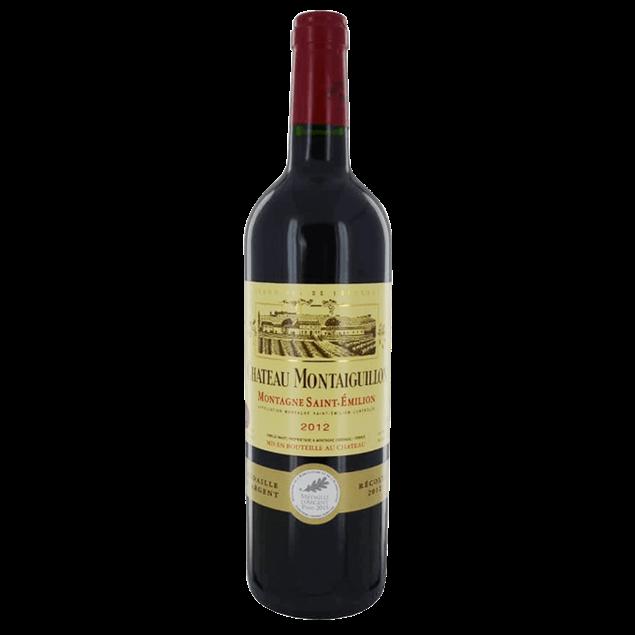 Chateau Montaiguillon St Émilion - Venus Wine & Spirit